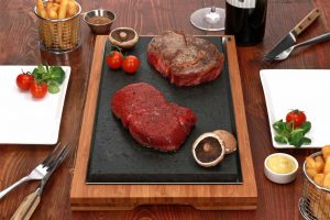 SteakStones - the Home of Hot Stone Cooking. Buy the original and best hot stones for cooking. More designs than Black Rock Grill, Stone Grill, Hot Rocks and Lava Rock Cooking put together and always the very best quality.