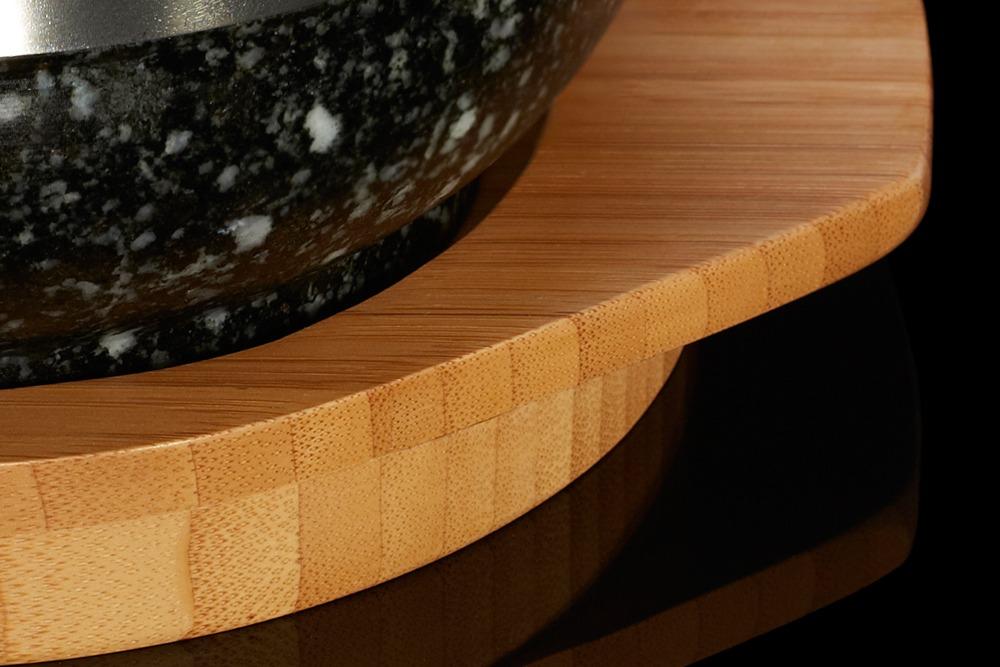 SteakStones Sizzling Bowl Detail