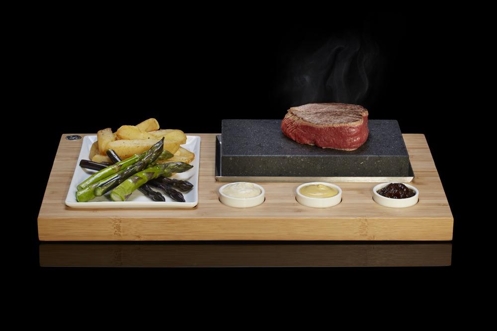 Sizzling Steak Set