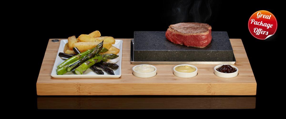 SteakStones Package Deals