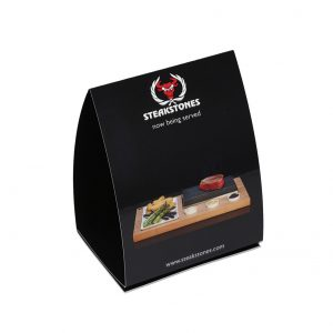 SteakStones Instruction Cards
