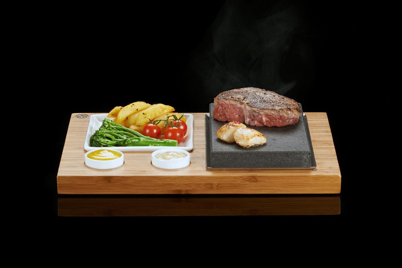 the steakstones steak sides sauces set ss016b steakstones. Black Bedroom Furniture Sets. Home Design Ideas