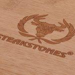 SteakStones Top Quality Customised Steak Knives & Forks
