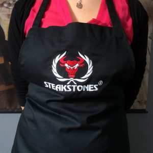 SteakStones Chest Apron Detail