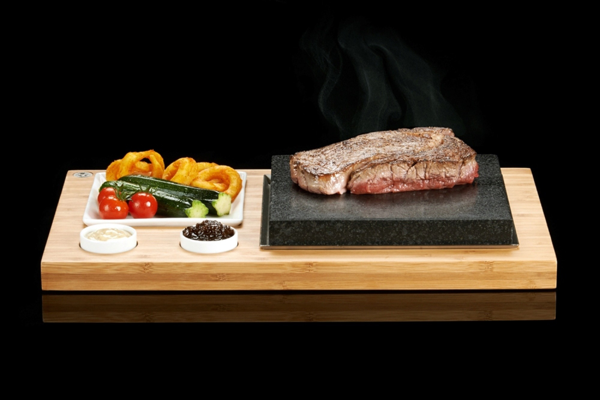 SteakStones Hot Stone Cooking Products