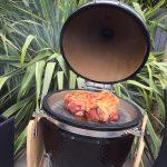 The SteakStones Kamado Smoker & Grill