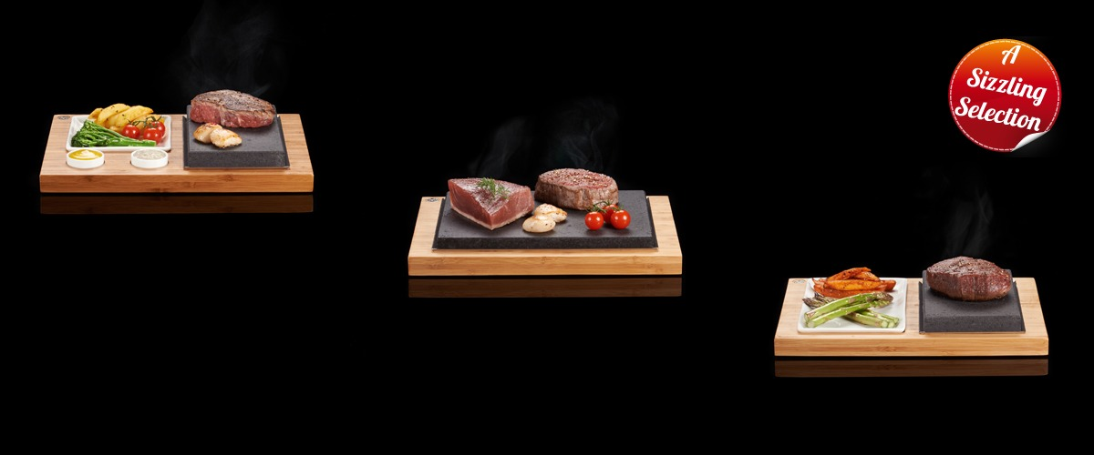 SteakStones Leading Product Range