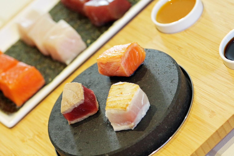 The Ishiyaki Set from SteakStones
