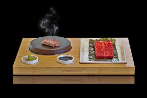 The SteakStones Ishiyaki Set Perfect